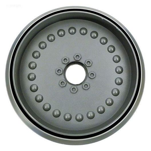 Kreepy Krauly Pool Cleaner Wheel (No Bearings), Gray