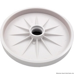 Pentair - Kreepy Krauly Pool Cleaner Wheel (No Bearings), White - 613410