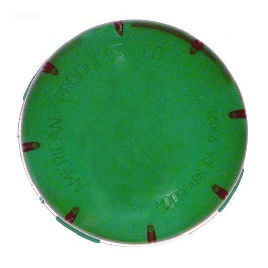 Pentair - Kwik-Change Lens Cover, Green - 613473