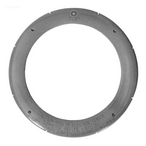 Face Ring, Large Plastic, Gray