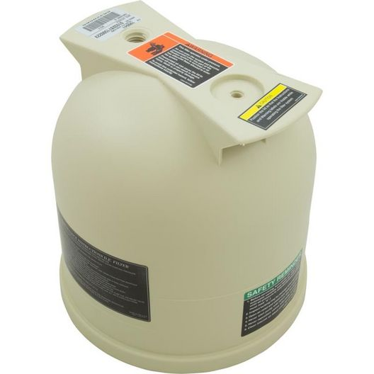 Pentair - Lid, 44/88 Filter, Almond - 613543