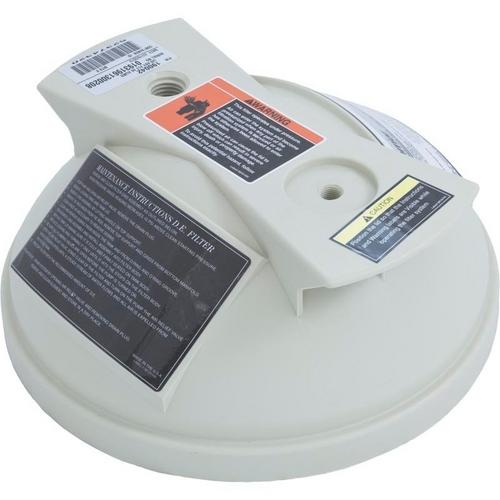 Pentair - Lid, 66 GPM Filter, Almond