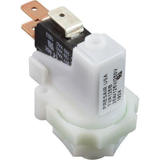 Presair - Air Switch, SPDT, Center, 25A, Maint. - 613693
