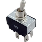 Switch Toggle DPST 120 Amps