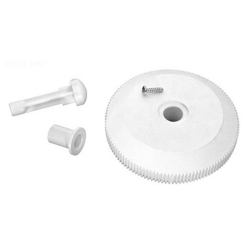 Zodiac - Ray-Vac Nose Wheel Kit, Vinyl/Fiberglasslas