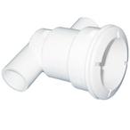 Waterway - Poly Gunite 1/2in. Slip / 1in. Air Spigot x 3/4in. Water Slip Ell Jet Body Assembly - 614238