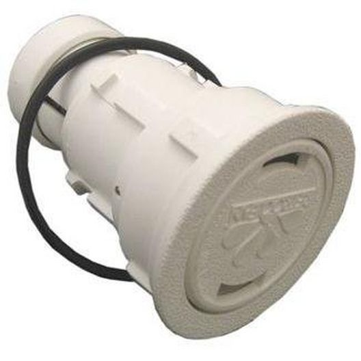 RetroClean Replacement for QuickClean High Flow Nozzle for Units with Outside Collar Fitting, White