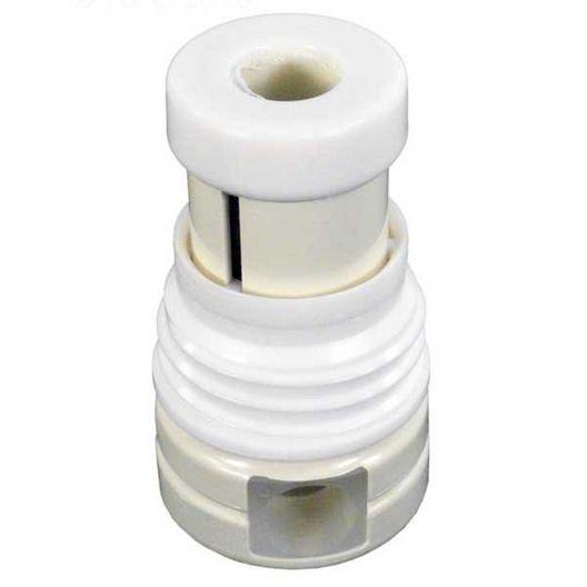 Jandy - Caretaker Pop Up High Flow Threaded Head, Light Cream - 614636