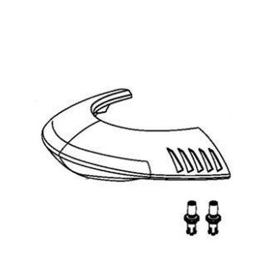 Pentair - Bumper with Flex Snaps for SandShark - 615073