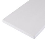 8' Glas-Hide Diving Board with Supreme Stand, Radiant White