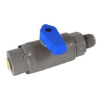 Quick Connect Valve 1/4in. Tube x Male