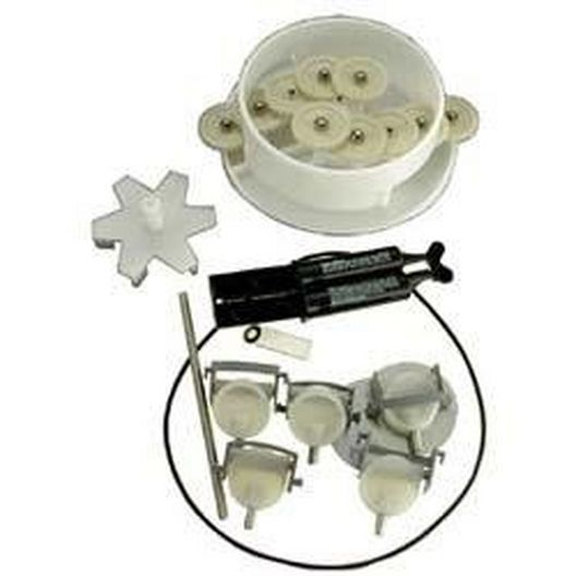 A&A Manufacturing - Top Feed 5 Port Complete Retrofit Kit - 61716