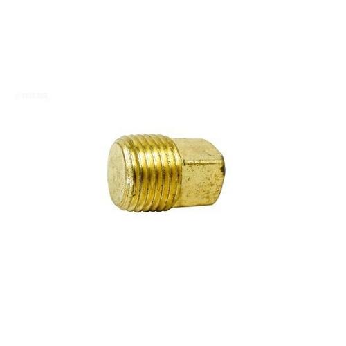 Hayward - 1/8in. NPT Brass Plug UHSLN