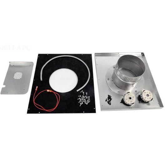 Vent Adapter Negative Vertical Uhxnegvt1250