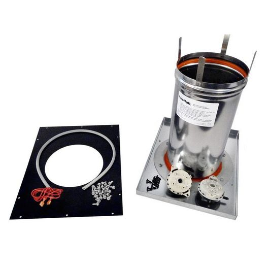Indoor Vent Adapter Kit H150 Pos Press Horizontal UHSLN