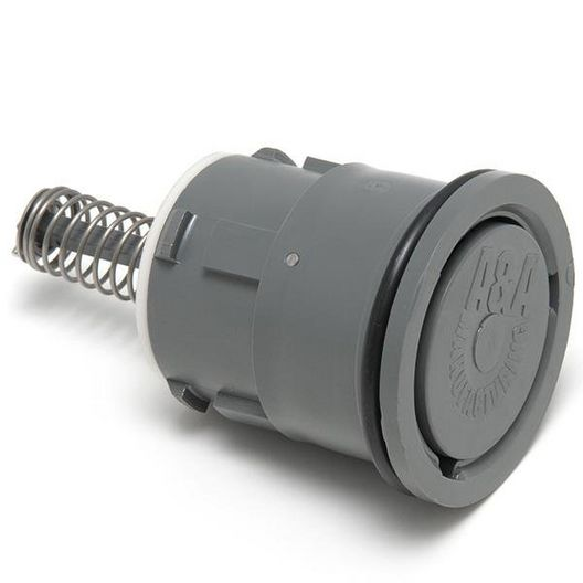 A&A Manufacturing - 521498 Replacement Style II High Flow Cleaning Head, Gray - 61773