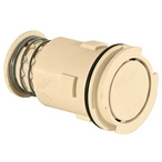 A&A Manufacturing - Gamma III High Flow Cleaning Head Internals, Pebble Gold - 61788
