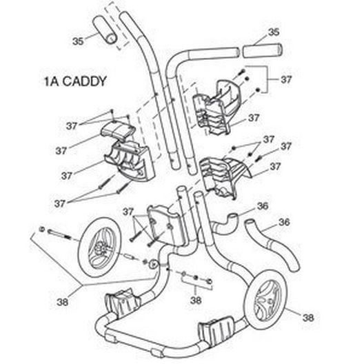 Polaris  Caddy for 9300 Sport/9300xi/9400 Sport