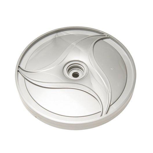 Polaris  Wheel Dbl Side Silver