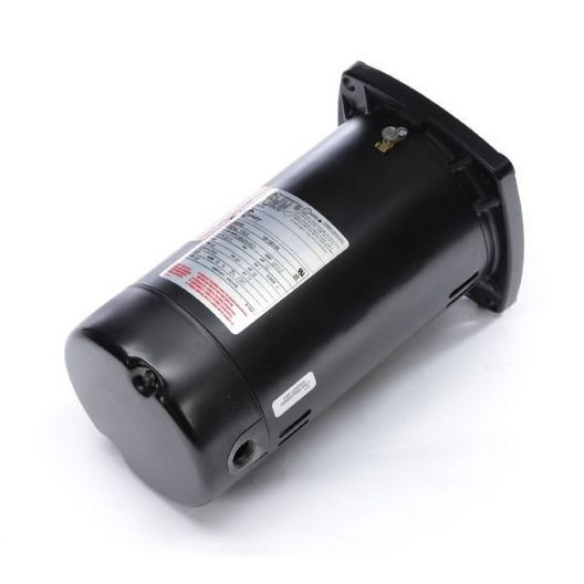 Century A.O Smith  48Y Square Flange 1/2 HP Up-Rated Pool Filter Motor 9.9/5.0A 115/230V