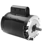 56J C-Face 1/2 HP Full Rated Pool and Spa Pump Motor, 4.4/8.8A 115/230V