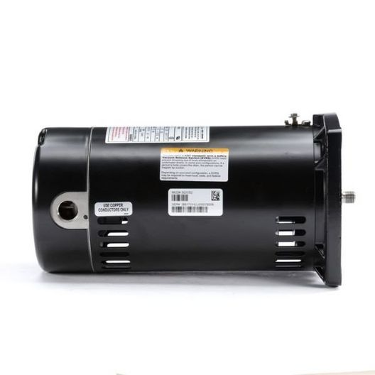 Century A.O. Smith - 48Y Square Flange 1/2 HP Full Rated Pool Filter Motor, 13.4/6.7A 115/230V - 620031