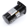 48Y Square Flange 1/2 HP Full Rated Pool Filter Motor, 13.4/6.7A 115/230V