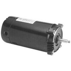 56J C-Face 3/4 HP Single Speed Full Rated Pool Filter Motor, 15.0/7.5A 115/230V