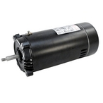UST1152 C-Face 1-1/2 HP Up-Rated 56J Pool and Spa Pump Motor