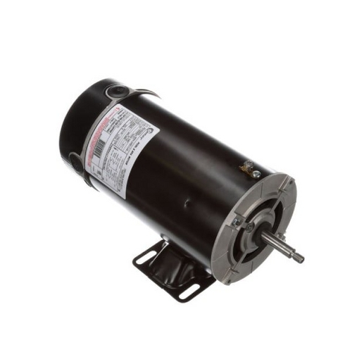 Century A.O. Smith - Flex-48 48Y Thru-Bolt 2 HP Single Speed Above Ground Pool Motor, 10.0/20.0A 115/230V