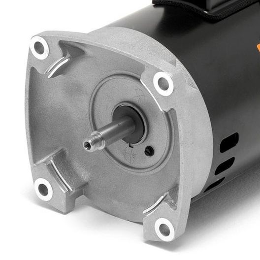 Century A.O Smith  B2848 Square Flange 1HP Full Rated 56Y Pool and Spa Pump Motor