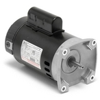 Century A.O. Smith - B2848 Square Flange 1HP Full Rated 56Y Pool and Spa Pump Motor - 620053