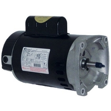 Century A.O. Smith - B2854 Square Flange 1-1/2 HP Up-Rated 56Y Pool and Spa Motor