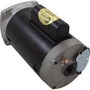 B2854 Square Flange 1-1/2 HP Up-Rated 56Y Pool and Spa Motor