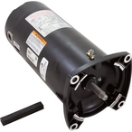 Century A.O. Smith - EUSQ1152 Square Flange 1-1/2 HP Up-Rated 48Y Pool Motor - 620056