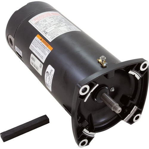 Century A.O. Smith - EUSQ1152 Square Flange 1-1/2 HP Up-Rated 48Y Pool Motor