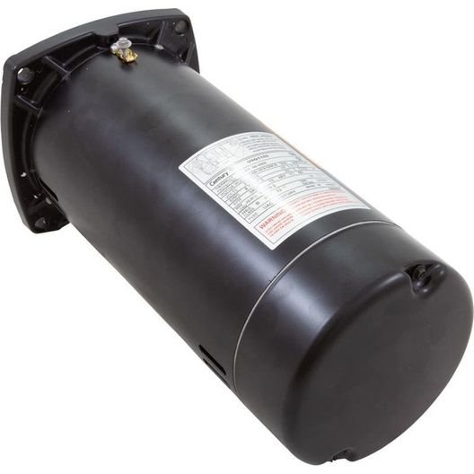 EUSQ1152 Square Flange 1-1/2 HP Up-Rated 48Y Pool Motor