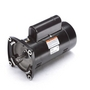 48Y Square Flange 3/4 HP Full Rated Pool Filter Motor, 12.6/6.3A 115/230V