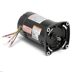 Century A.O. Smith - 48Y Square Flange 3/4HP Single Speed 3-Phase Pool and Spa Pump Motor - 620062