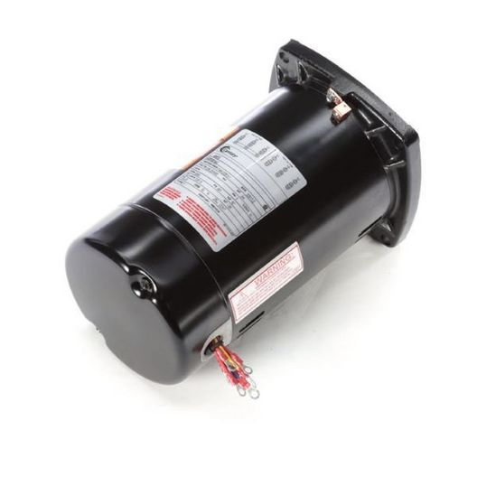 Century A.O Smith  48Y Square Flange 3/4HP Single Speed 3-Phase Pool and Spa Pump Motor