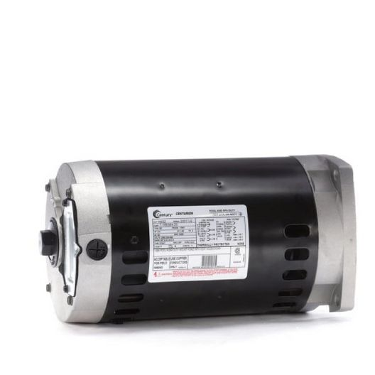 Century A.O Smith  Centurion 56Y Square Flange 3/4HP 3-Phase Pool and Spa Pump Motor