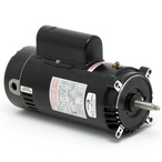 UST1202 C-Face 2HP Single Speed Up Rated 56J Pool Filter Motor