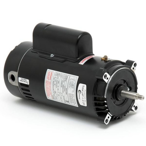 Century A.O. Smith - UST1202 C-Face 2HP Single Speed Up Rated 56J Pool Filter Motor