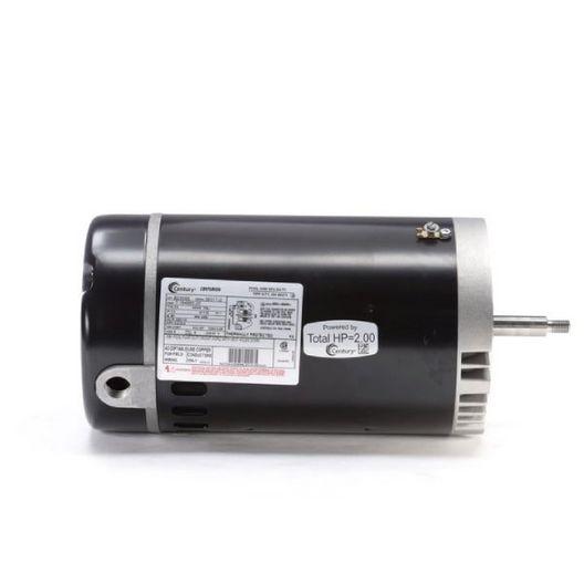 Century A.O Smith  B230SE C-Face 2 HP Up-Rated 56J Pump Motor 9.2/18.4A 115/230V