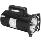 SQ1152 Square Flange 1-1/2HP Full-Rated 48Y Pump Motor