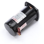 48Y Square Flange 1 HP Single Speed Three Phase Pool and Spa Pump Motor, 4.7/2.35A 208-230/460V