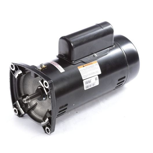Century A.O Smith  SQS1102R Square Flange 1HP Dual Speed Full Rated 48Y Pool and Spa Pump Motor