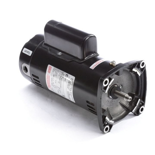 Century A.O. Smith - SQS1102R Square Flange 1HP Dual Speed Full Rated 48Y Pool and Spa Pump Motor
