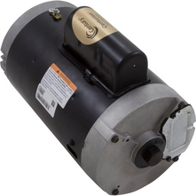 Century A.O. Smith - 56J C-Face 2 HP Full Rated Pool and Spa Pump Motor, 10.8/21.6A 115/230V