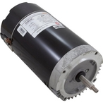 56J C-Face 2-1/2 HP Up-Rated Pool and Spa Pump Motor, 10.5A 230V